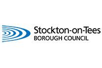 Stockton Council Logo - Public Sector Clients